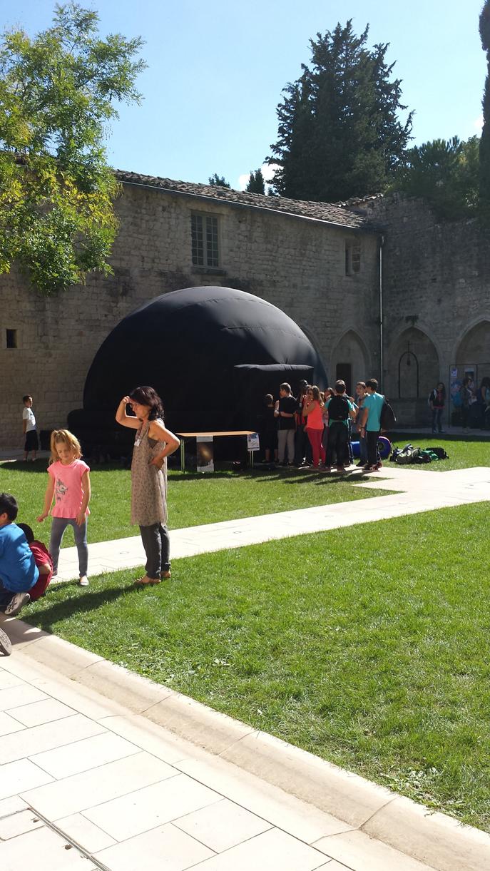 Le village des sciences s'installe à l'IUT de Digne