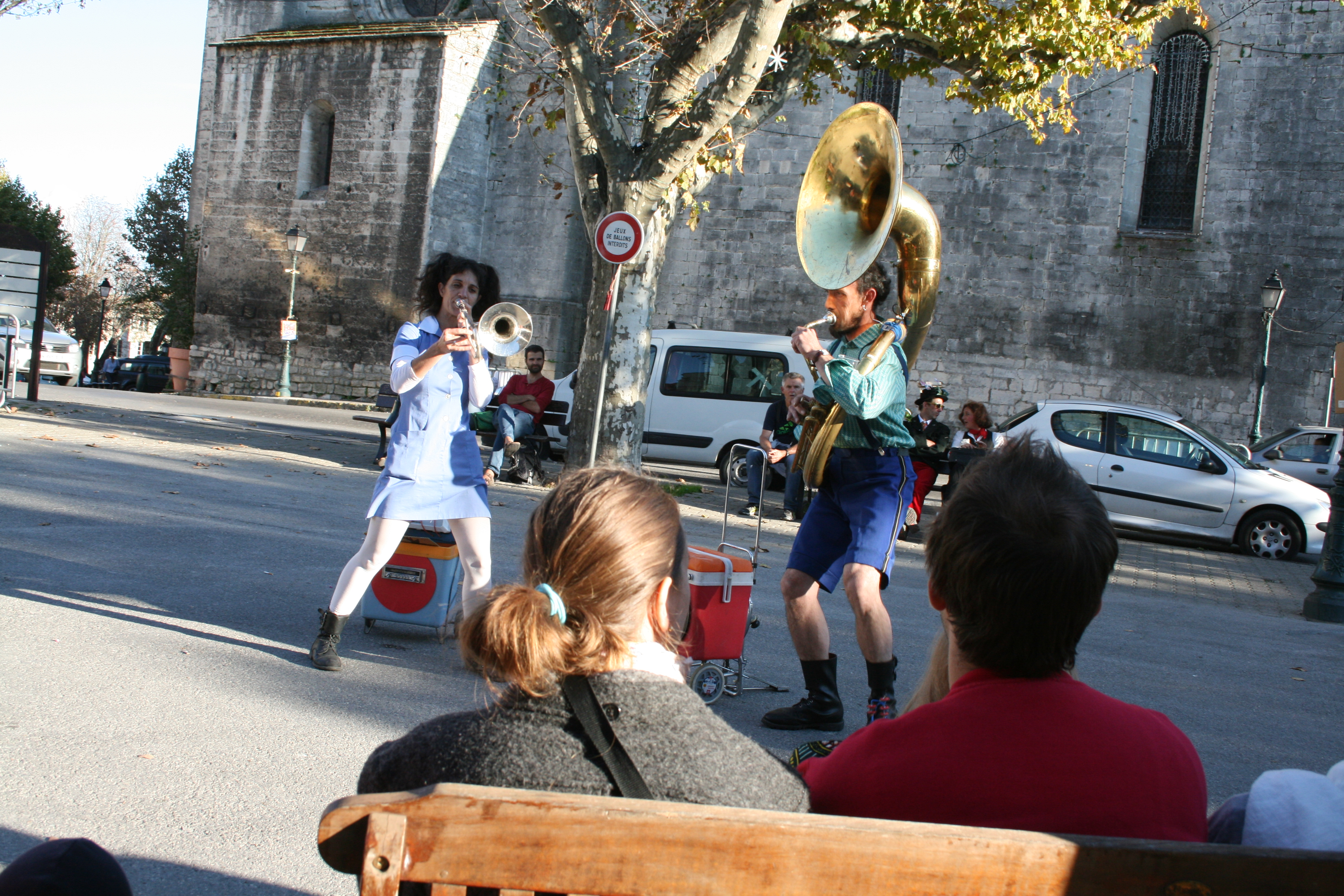 Festival Rue et Bancs Publics, c'est vous qui en parlez le mieux !