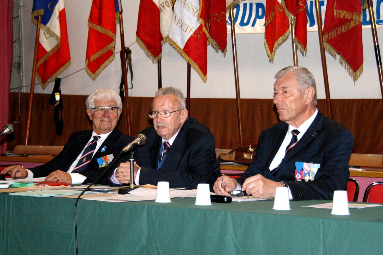 Le Groupement National des Combattants d'Indochine était en Congrès dans les Alpes du Sud !