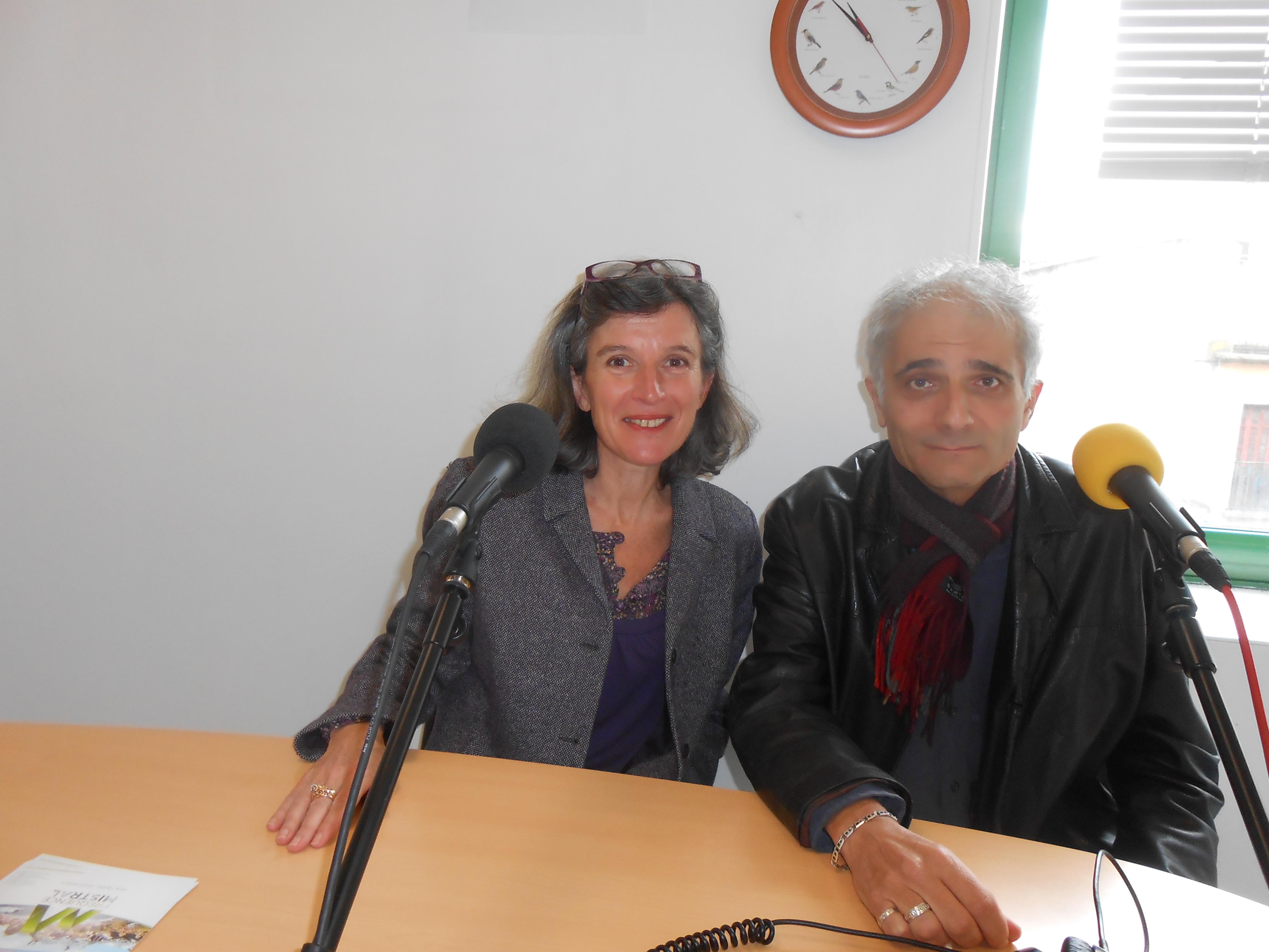 Colette Charriau et Serge Garcia : La Région coopérative