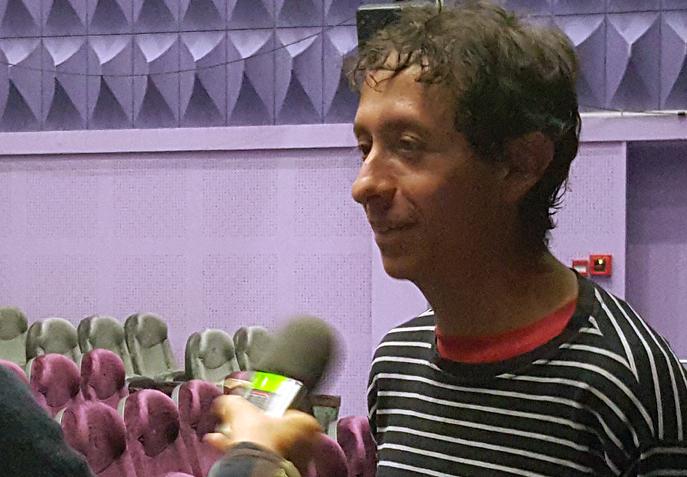 Carlos Gallegos et ses créations, de retour au Centre Culturel René Char à Digne