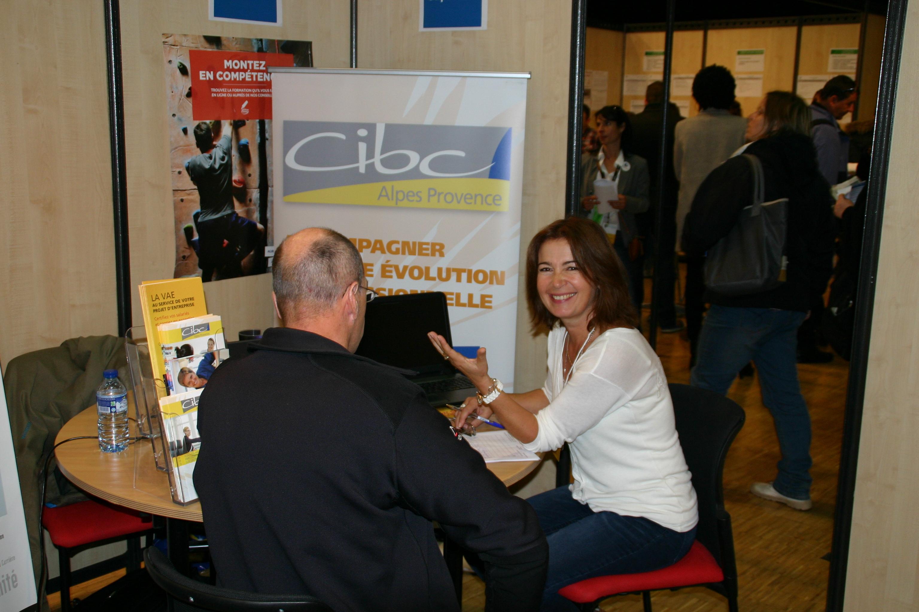 Le Quattro accueillait le 2° Forum de l'emploi à Gap