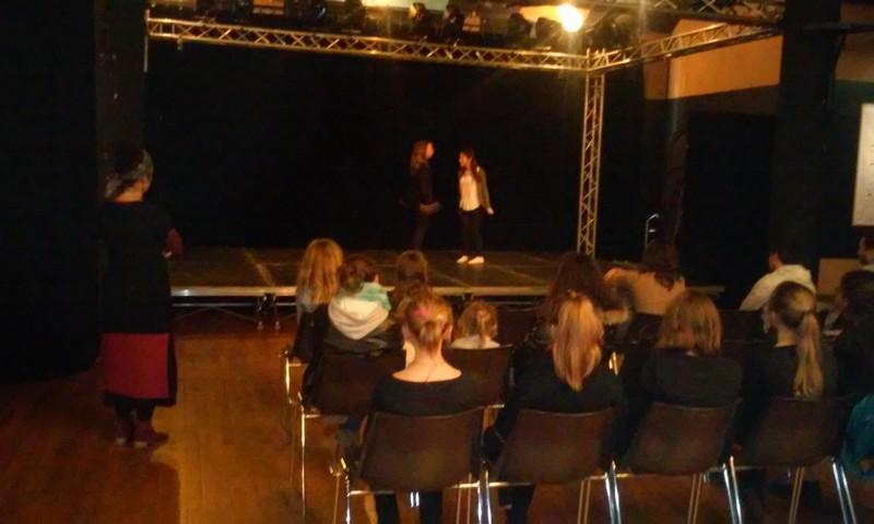 Atelier Théâtre Forum