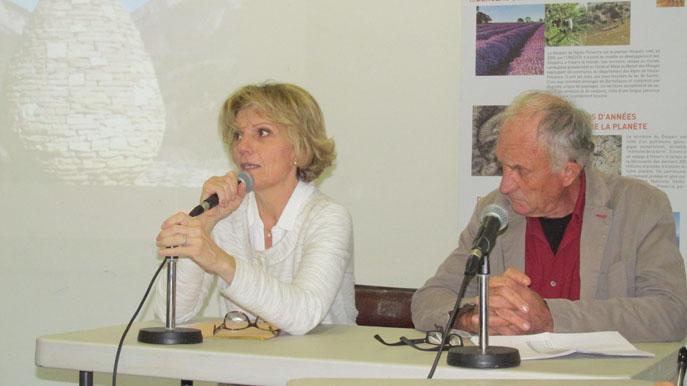 La validation du Géoparc par l'Unesco a été reconduite pour 4 années.