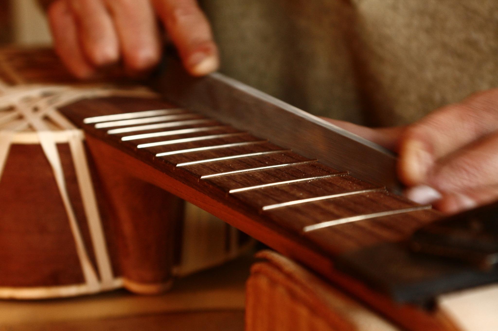 Un luthier gapençais révèle son art