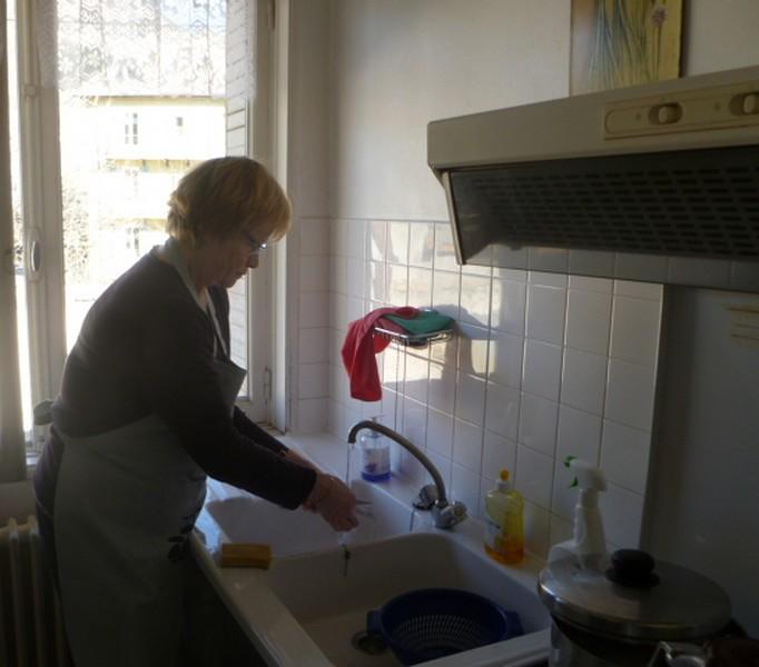 """Une cuisine """"Comme à la maison"""""""