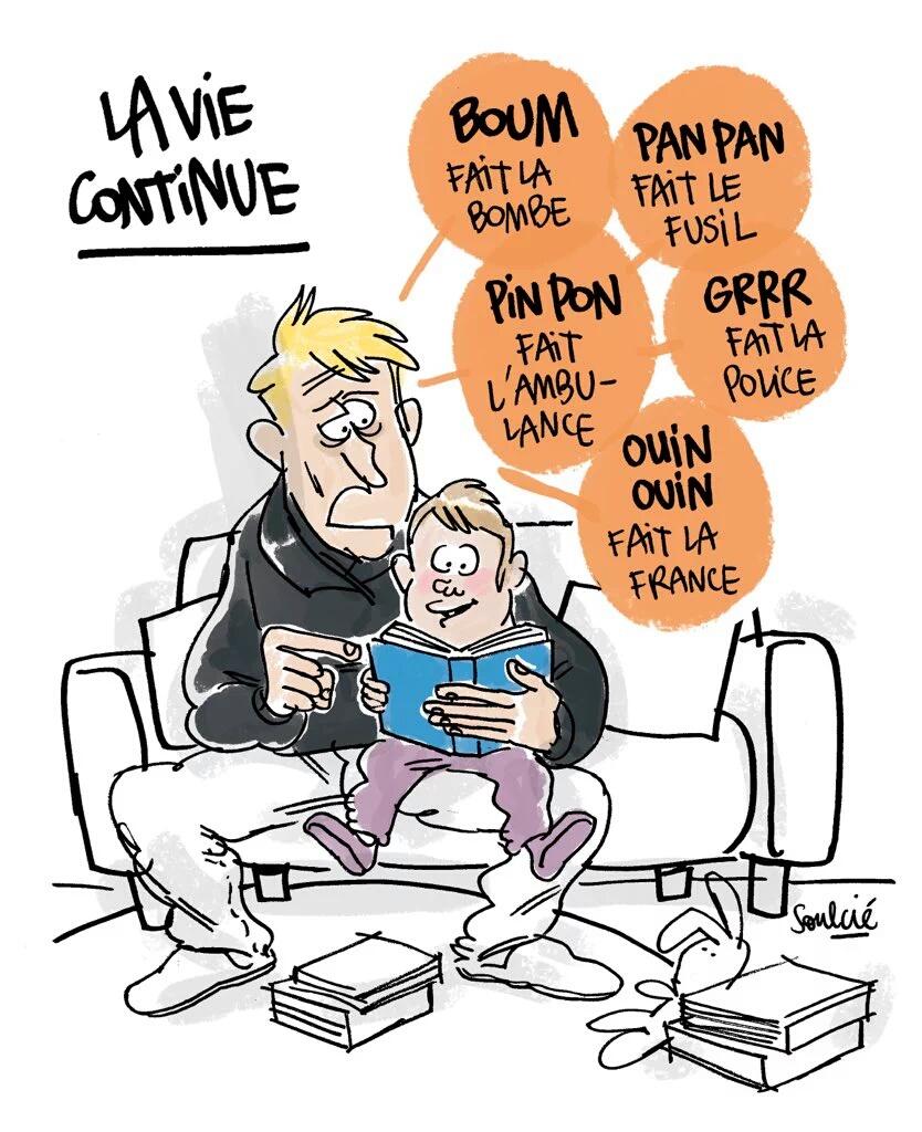 Parents en premières lignes après les attentats, comment en avez vous parlé à vos enfants ?