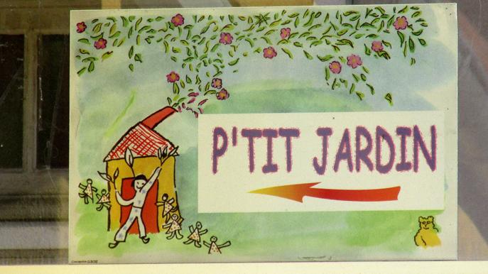 Le P'tit Jardin favorise les échanges familiaux à Digne