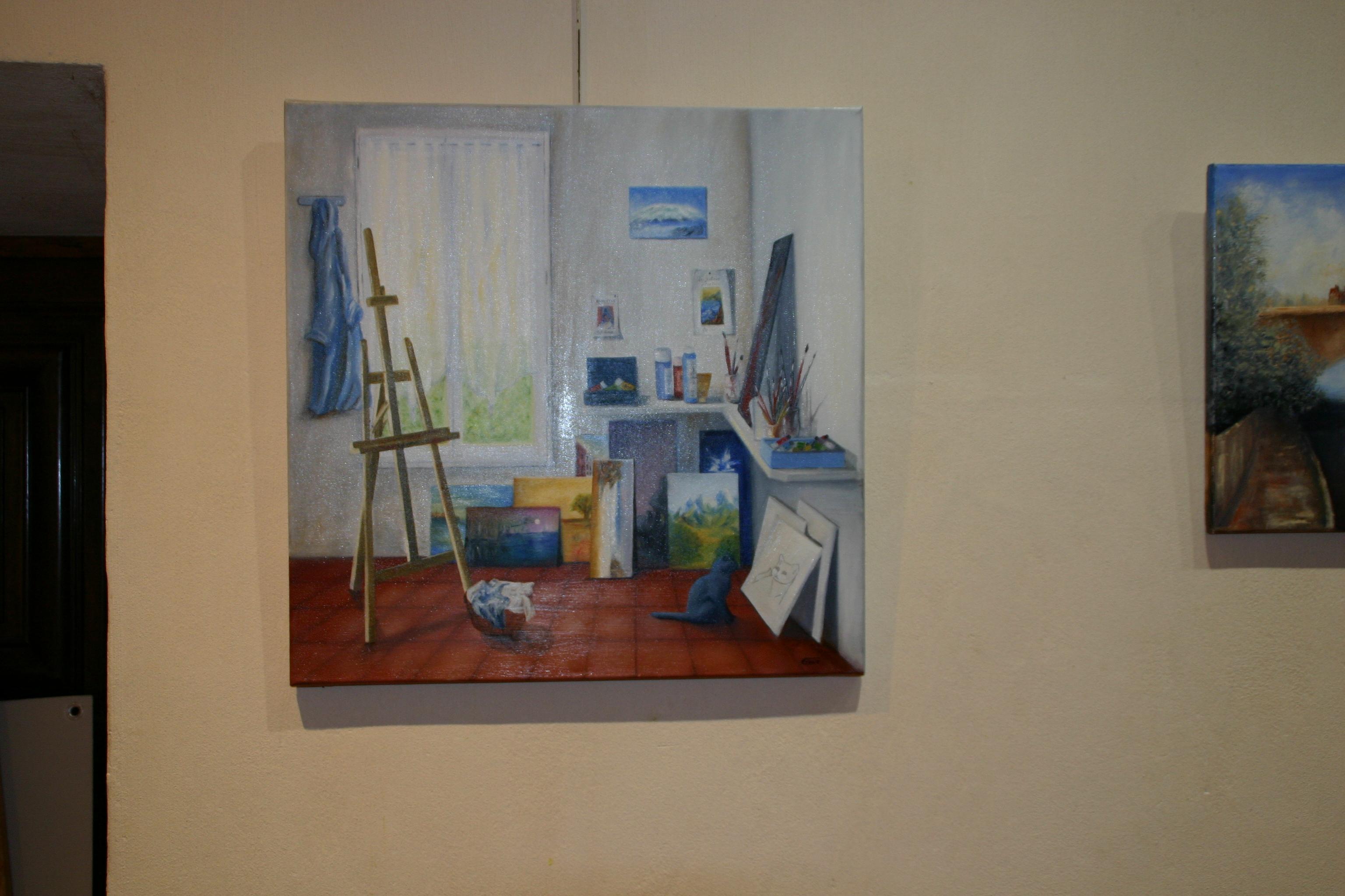 Marie-Thérèse Guignard, « une pote de peinture » à aller admirer à Gap