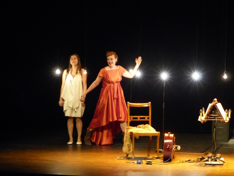Concert Birds of a Wire avec Rosemary Standley et Dom La Nena