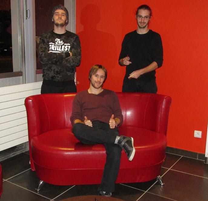Le groupe VOLT FACE était en concert à Digne les bains