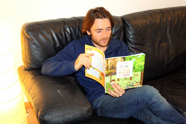 « Le monde secret de la forêt » un livre illustré surprenant et idéal pour les cadeaux de fin d'année !
