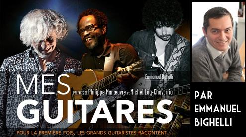 Un cadeau à rêver pour guitaristes et fans des six cordes…