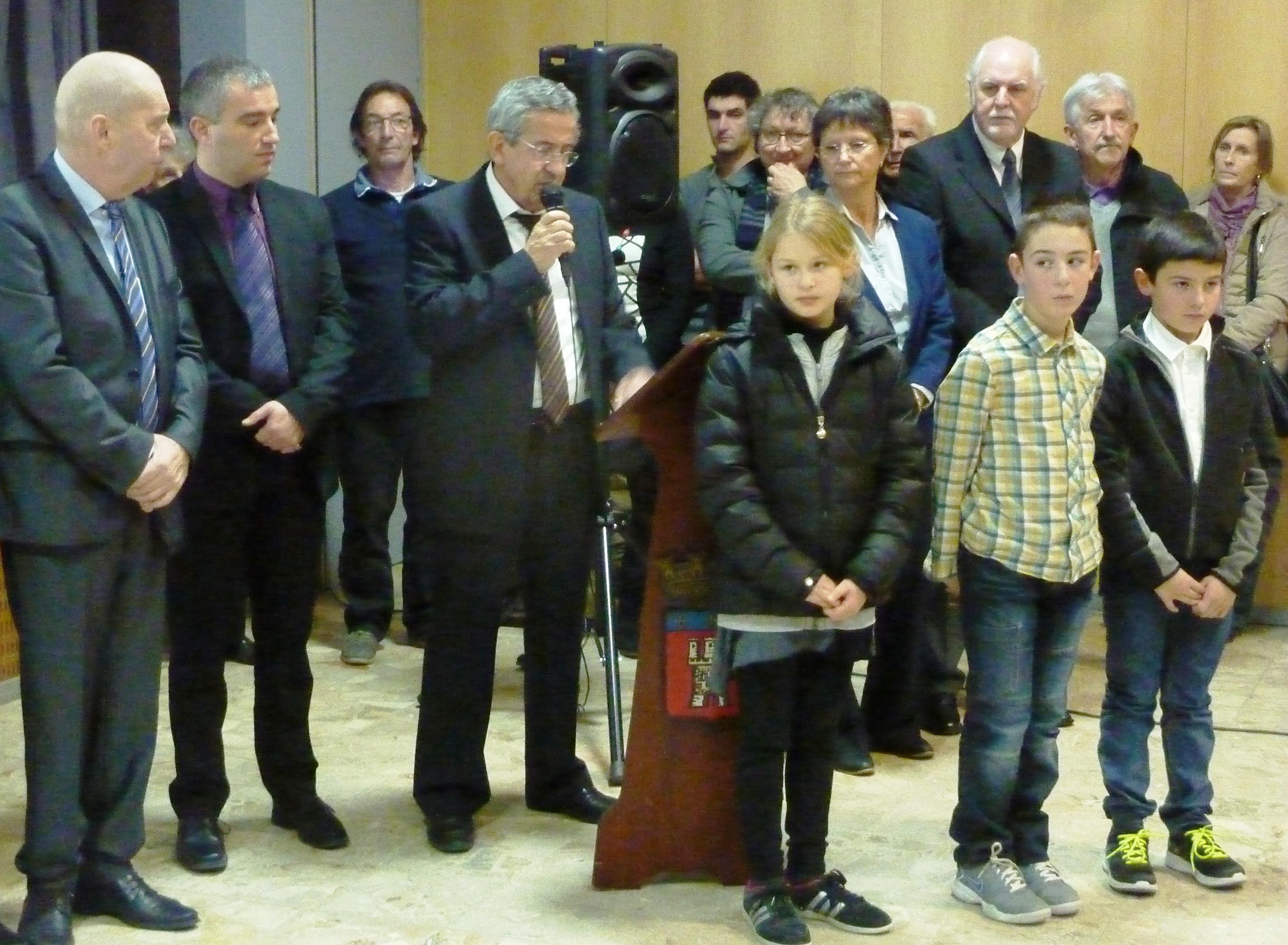 Vision locale, nationale et européenne du maire de Castellane, Jean-Pierre Terrien