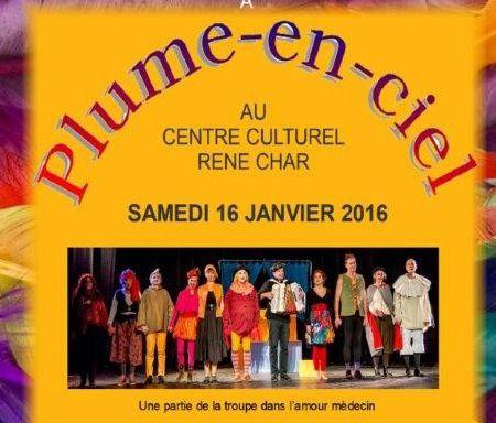 La Compagnie Plume en Ciel propose trois spectacles à Digne demain