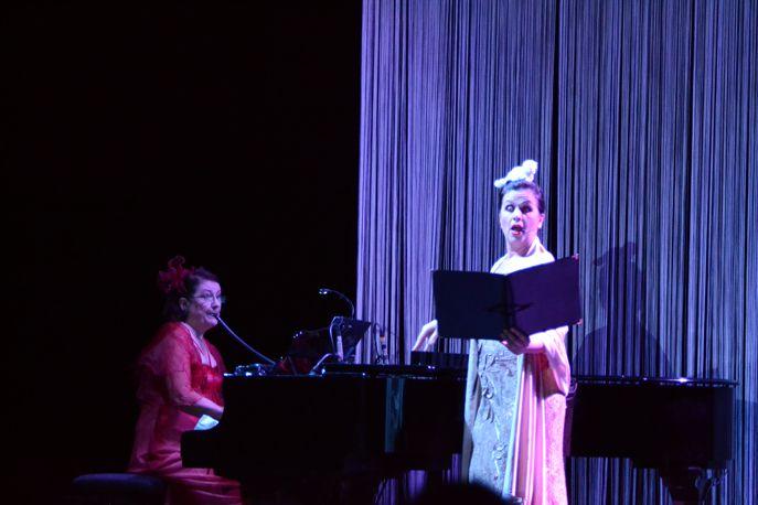 Un magnifique duo a fait voyager le public dignois sur des airs de Nino Rota