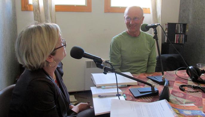 Christiane Beloeil et Daniel Guerrassimenko