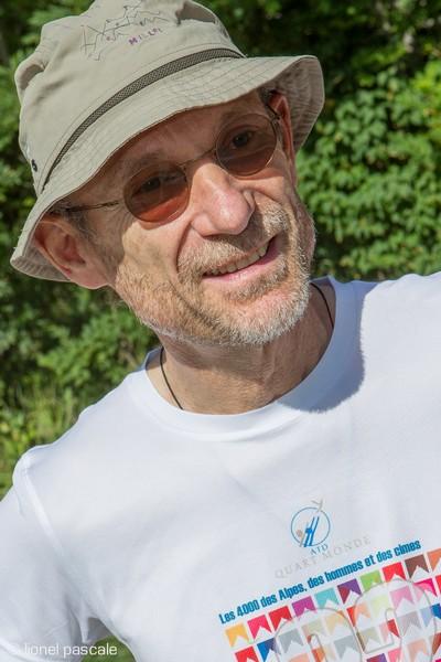 Hughes Chardonnet - fondateur 82-4000 Solidaires