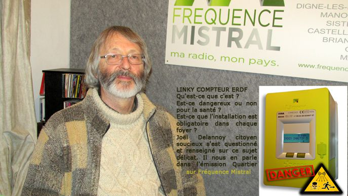 Compteur Linky : attention danger !