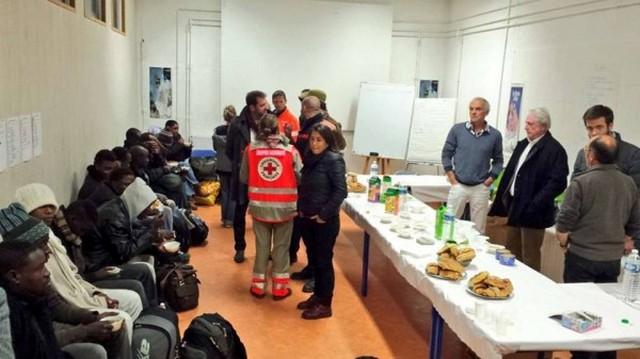 Que pensent les Briançonnais des migrants accueillis dans leur ville?