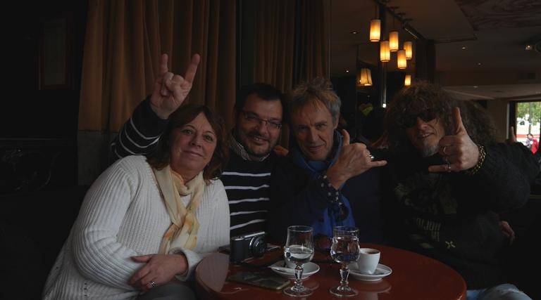 """Jean-Patrick Capdevielle en toute simplicité parle de son nouvel album """"Bienvenue au Paradis"""""""