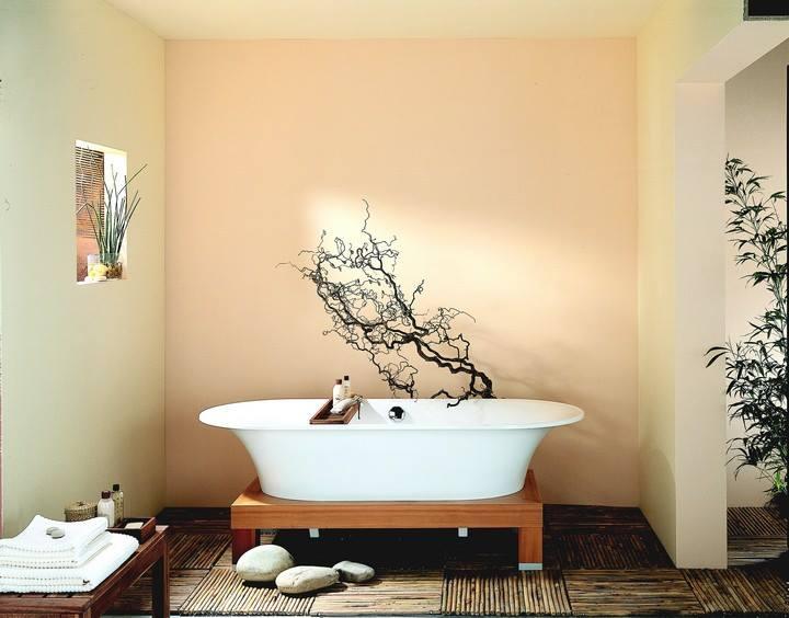 Rencontre gap avec katia lefort adepte du feng shui for Peinture salle de bain naturelle