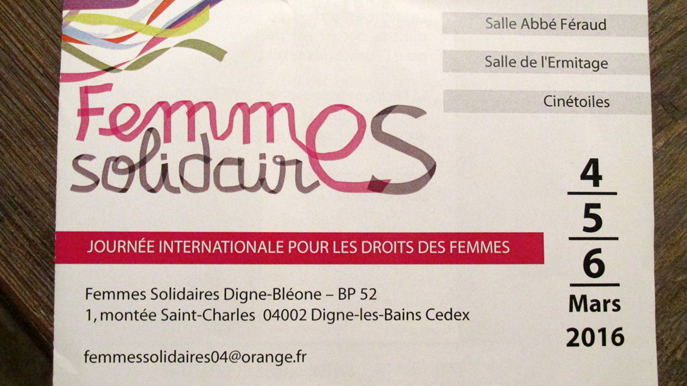 La Méditerranée des Femmes fête le bel âge de Femmes Solidaires