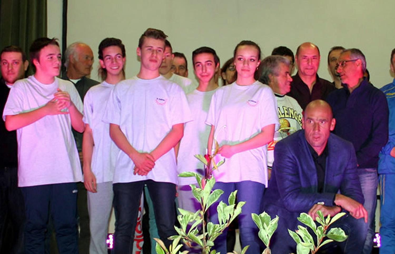 Sisteron a honoré ses sportifs samedi !