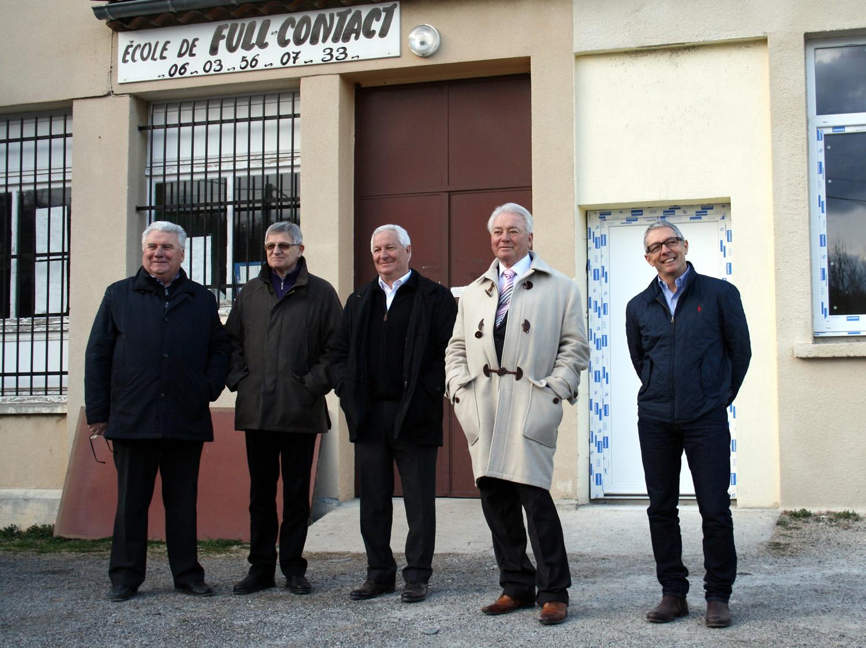 La Médiathèque de Sisteron et le Kick-Boxing s'agrandissent !