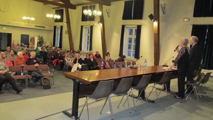 Très belle conférence-débat sur la laïcité à Digne