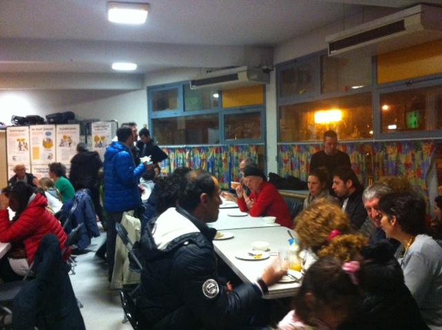 Soupe solidaire du Midi Chaud