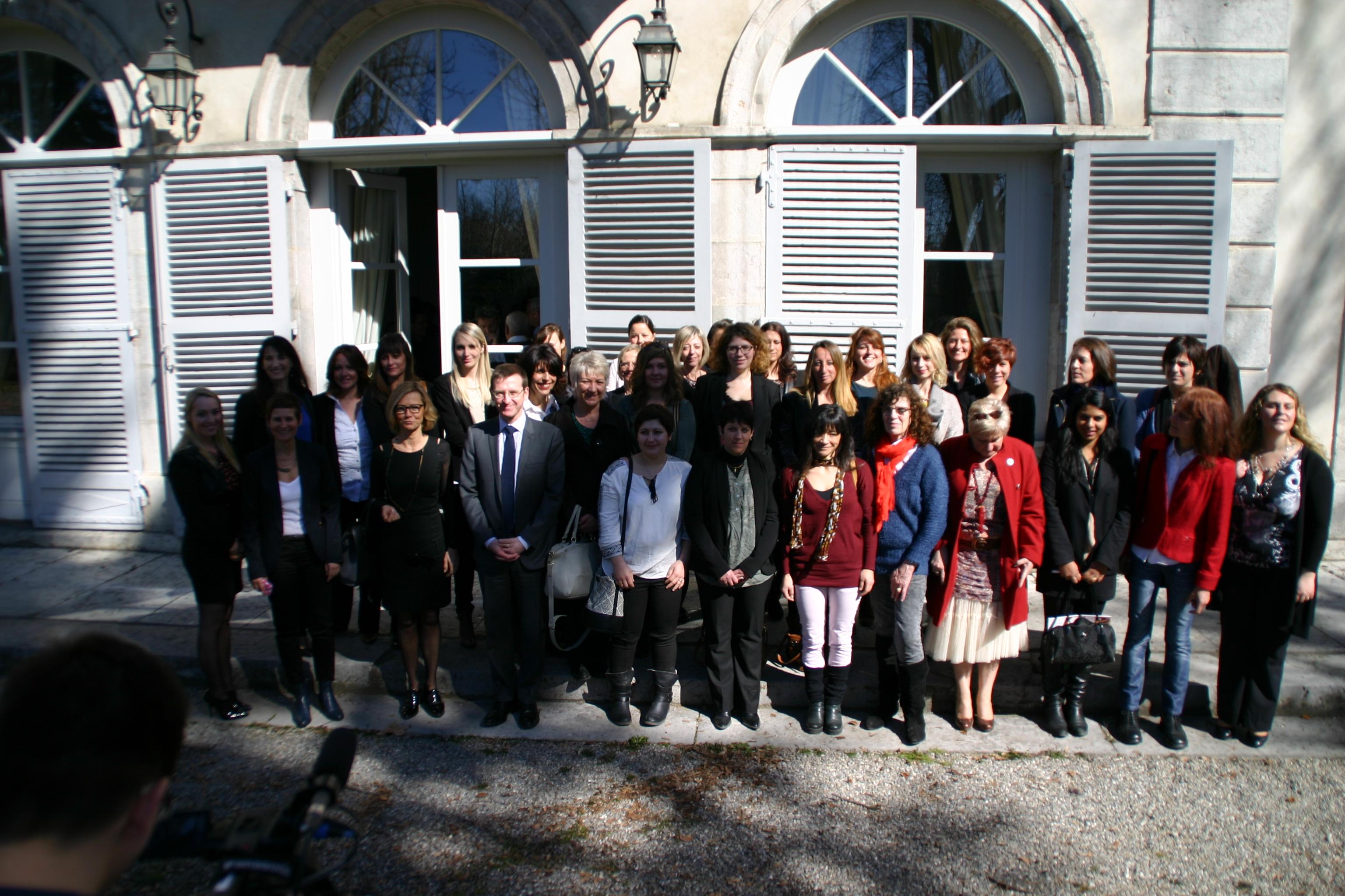 L'entreprenariat au féminin distingué dans les Hautes-Alpes.