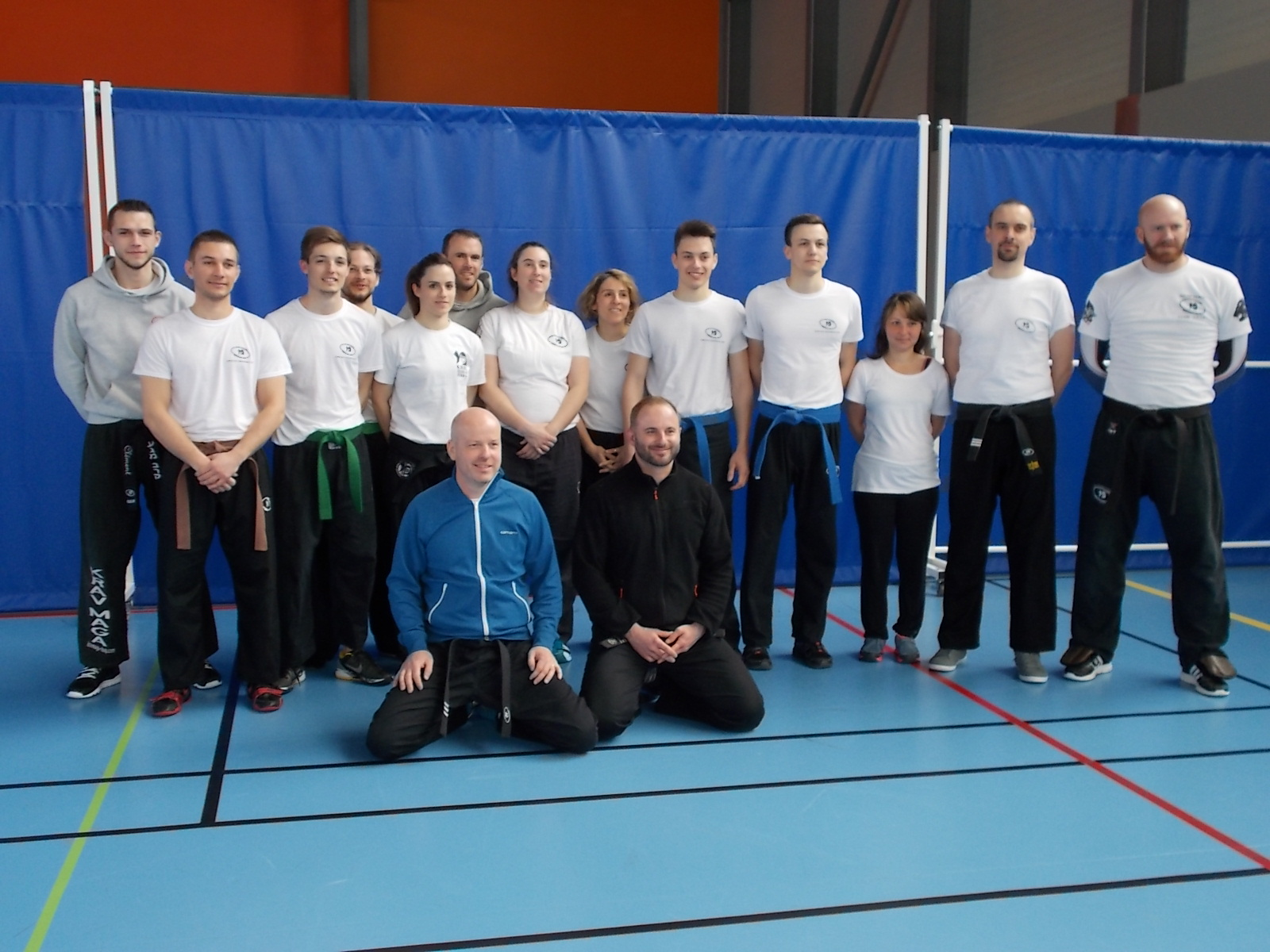 Stage National de perfectionnement de Krav-Maga à Superdevoluy
