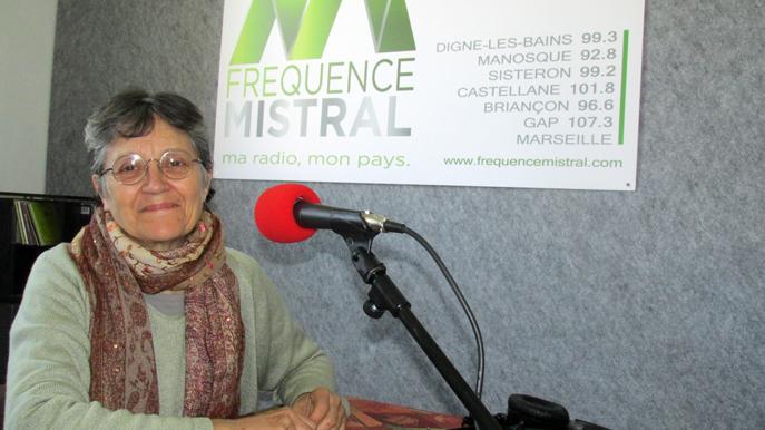 Martine VALLON Présidente du FNE 04