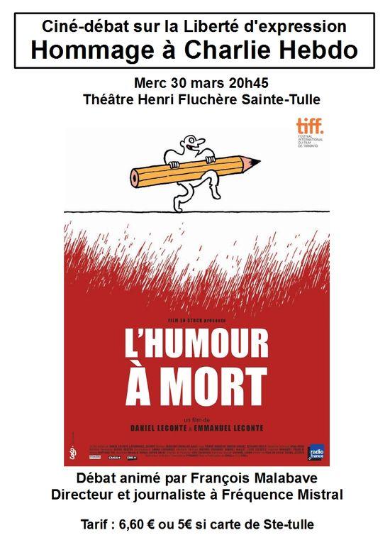 Sainte-Tulle accueille  la liberté d'expression