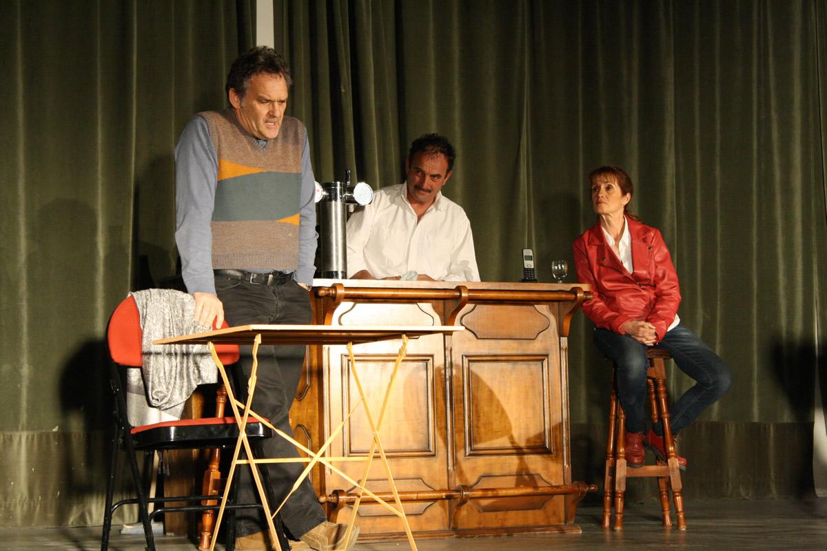L'atelier théâtre du Foyer Rural de Salignac fait des merveilles !