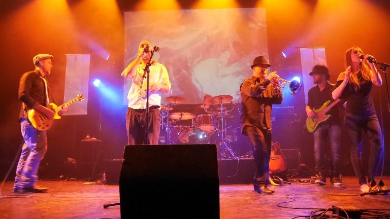 The Musik Base Project était en résidence à Digne
