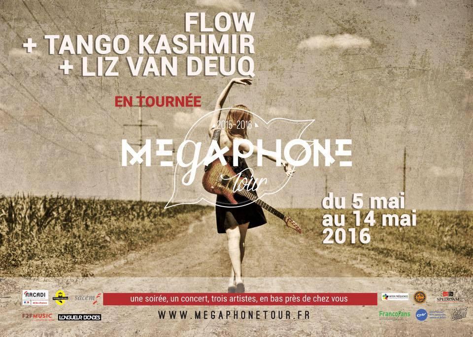 En mai, le Mégaphone Tour sera gapençais