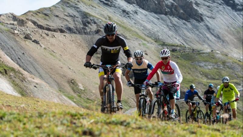 Alps Epic 2016 est une course à étapes VTT en préparation