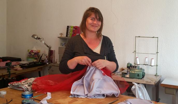 Flavie ANDRE Créatrice de vêtements