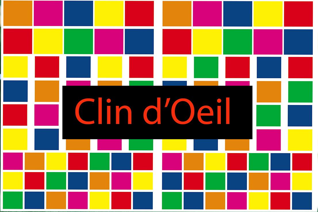 Clin d'Oeil du 2 mai 2016