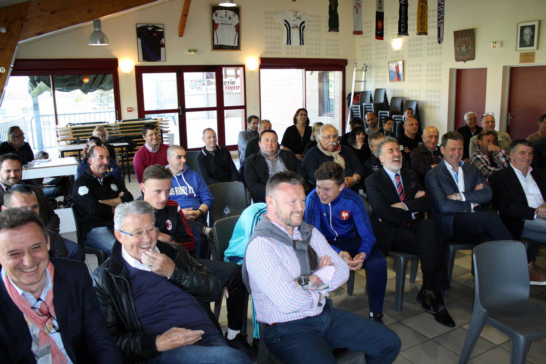 Lucien Simon et son équipe visent la présidence de la fédération nationale de rugby !