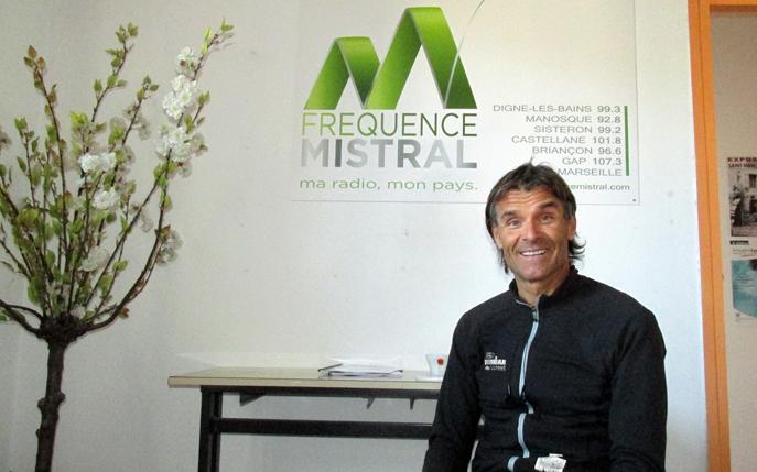 Arnaud Bouvier a le triathlon chevillé au corps