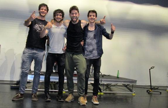 Soundtraveler a remporté le tremplin jeunes musiciens de Digne.