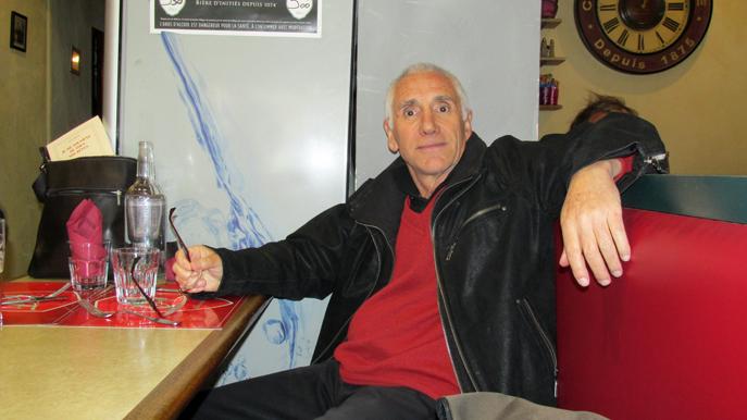 L'écrivain René Frégni sera présent demain à Digne