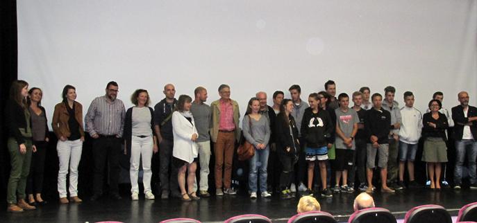Des lycéens dignois ont réalisé un film auprès d'agriculteurs du 04.