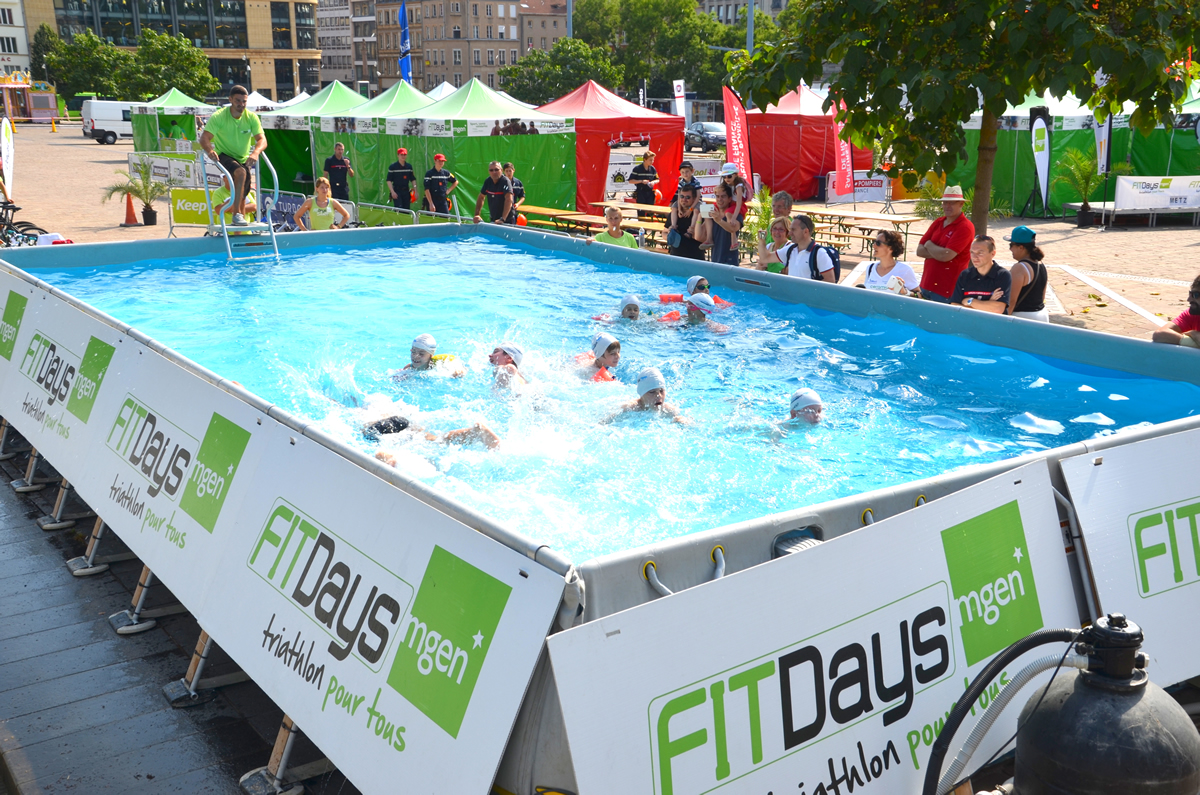 LES FIT DAYS APPROCHENT A GRANDS PAS A SISTERON