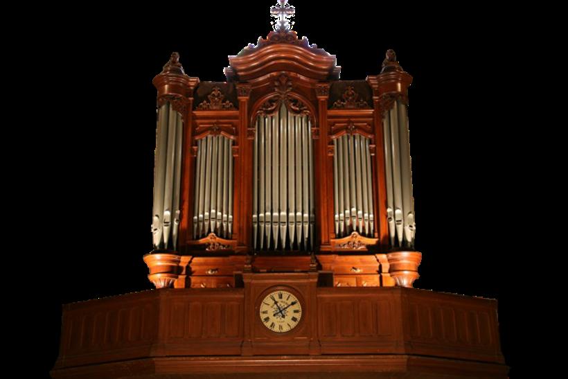 L'orgue de Sisteron