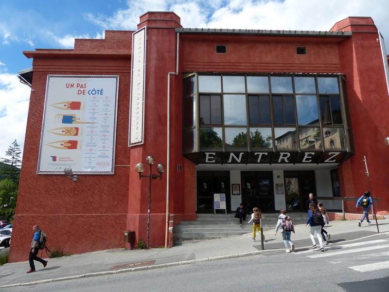 Un pas de côté pour le théâtre du Briançonnais mais à toute vapeur!