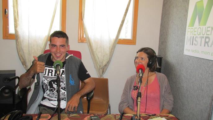 Loïc Chesnel et Adeline Nalin